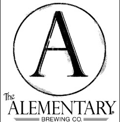 craft beer - alementary brewing logo